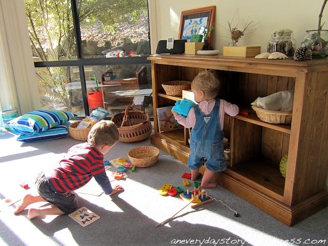 A Peek Inside our Playroom: The ThirdTeacher