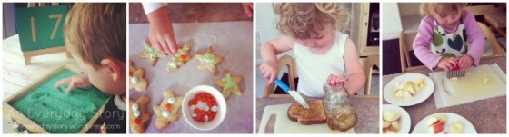 Montessori blog - An Everyday Story