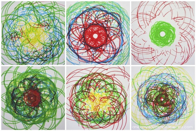 Do You Remember Spirographs?