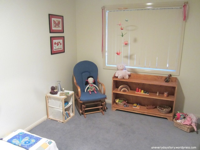 Sarah's Room: Growing withHer