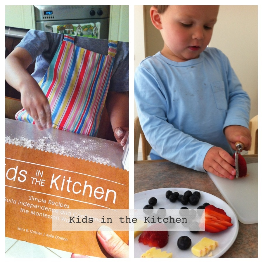 A New Book: Kids in the Kitchen