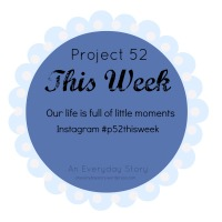 {Project 52} This Week...