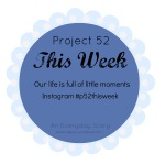 Project 52: This Week from An Everyday Story
