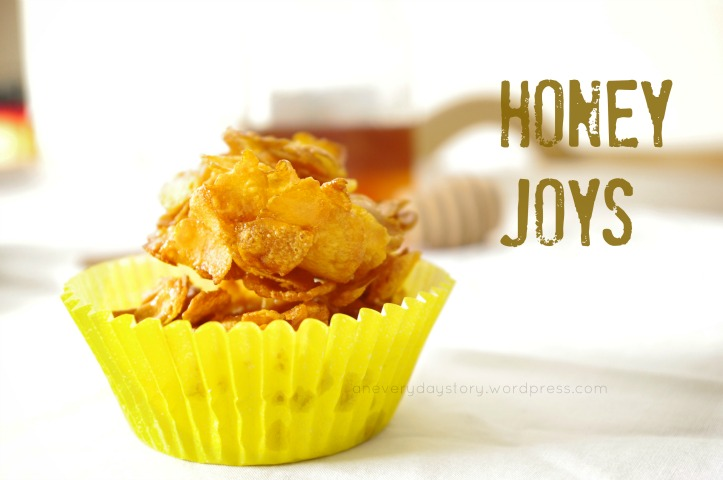 The Simple Deliciousness of Honey Joys