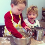#4 baking with toddlers montessori {An Everyday Story}