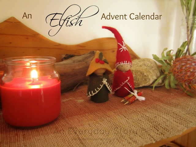 An Elfish Advent Calendar