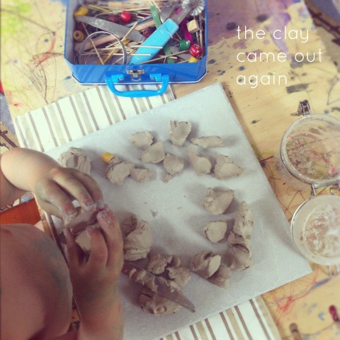 clay {An Everyday Story}