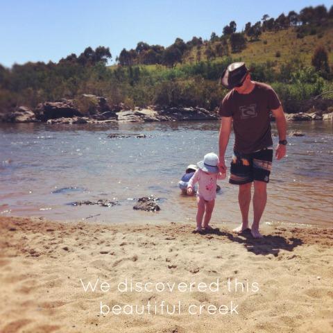 creek {An Everyday Story}