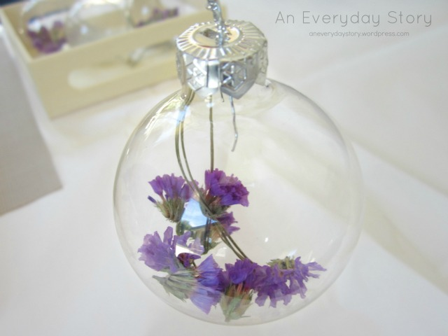DIY Nature Ornaments [An Everyday Story]