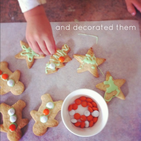 gingerbread {An Everyday Story}