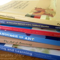 Reggio Books: Which to buy and which to borrow