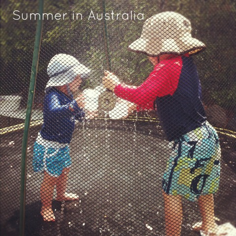 summer in australia {An Everyday Story}