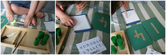 Early Numeracy - Learning to Measure - An Everyday Story