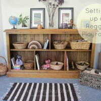A New Year and a New Playroom