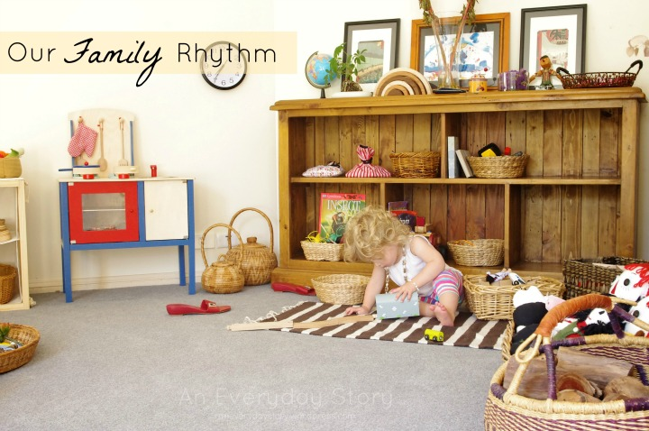 Our Family Rhythm - An Everyday Story