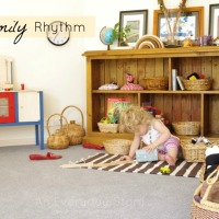 Starting Homeschooling and Finding our Rhythm