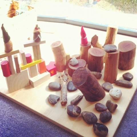 building with natural materials - An Everyday Story