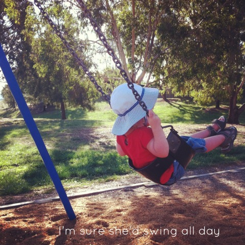 Swinging - An Everyday Story