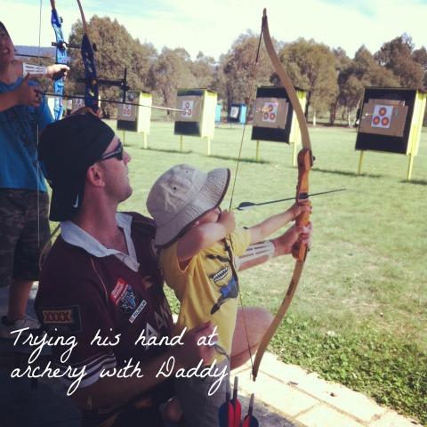 Archery - An Everyday Story