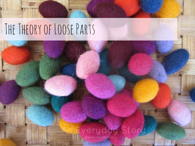 The Theory of Loose Parts - An Everyday Story